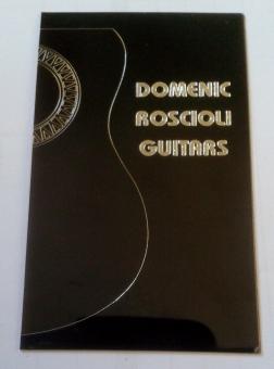 Domenic Roscioli Guitars